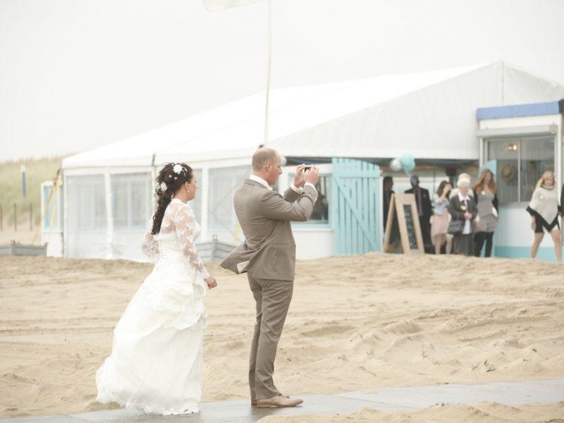 Trouwdag Wim en Heidi, seizoen 2013