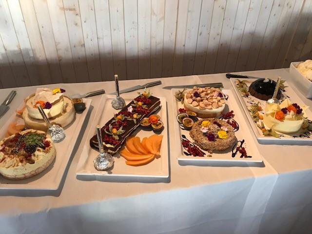 Avond buffet