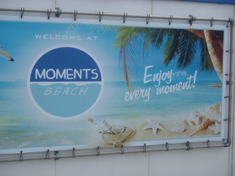 Sfeer Moments beach