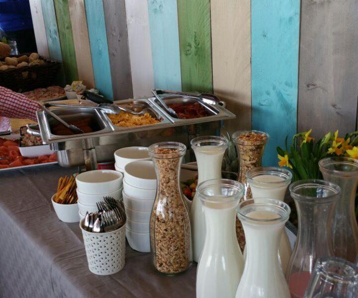 Lunch/brunch buffet